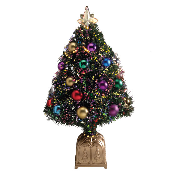 Fiber Optic Christmas Tree by Northwoods Greenery™ - View 1