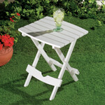 Outdoor Entertaining - Outdoor Folding Side Table
