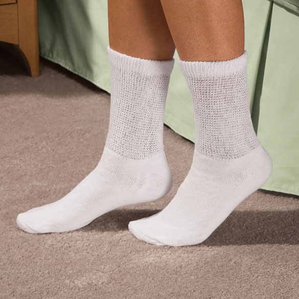Comfy Feet™ Diabetic Socks