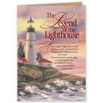 Christmas Cards - Lighthouse Legend Christmas Card Set of 20