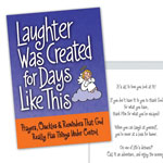 Books & Videos - Laughter Was Created For Days Like This
