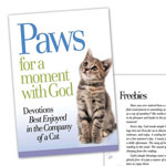 Books & Videos - Paws For A Moment With God
