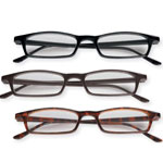 Health, Beauty & Apparel - 3 Pack Reading Glasses