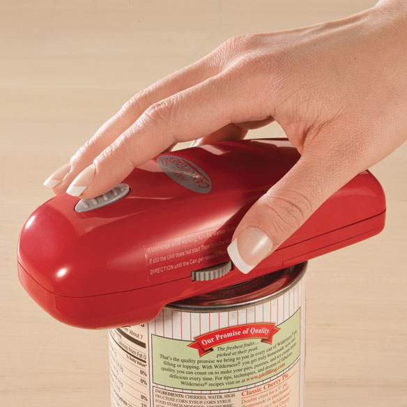 Hands-free Can Opener
