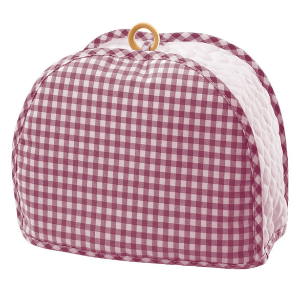 Gingham 2 Slice Toaster Cover - View 1