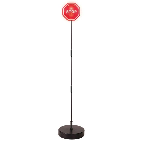 Stop Sign For Garage