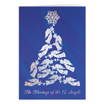 Christmas Cards - Blessing of the 12 Angels Christmas Card Set of 20