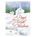 Christmas Cards - Bible Tuck-In Christmas Gift Card Set of 12
