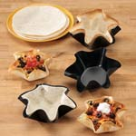 View All Sale - Nonstick Taco Fluted Dishes - Set Of 4