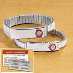 Jewelry & Accessories - Medical ID Bracelet
