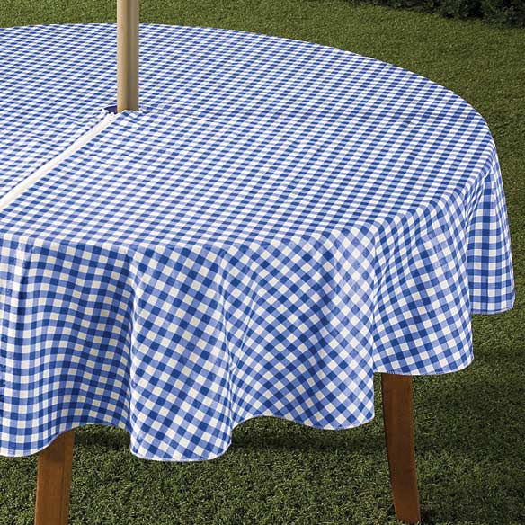 Zippered Table Cloth