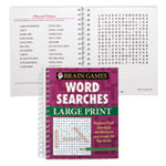 Books & Videos - Large Print Word Search Book