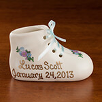 Gifts for All - Personalized Baby Bootie