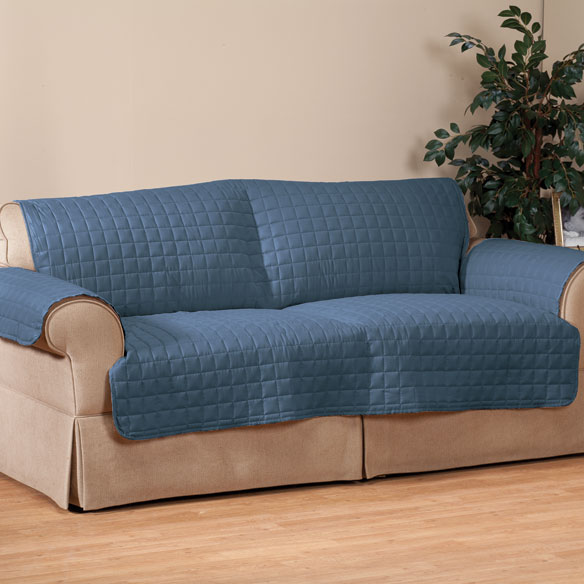 Microfiber Loveseat Protector by OakRidge Comforts™
