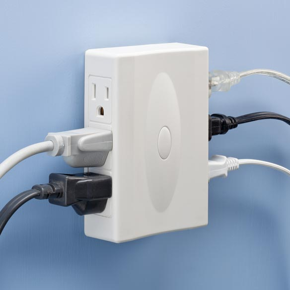 6-Outlet Plug Adapter