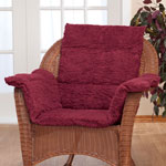 Sherpa Comfy Cushion by OakRidge Comforts™