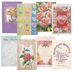 New - Anniversary Cards Assortment - Pack Of 24