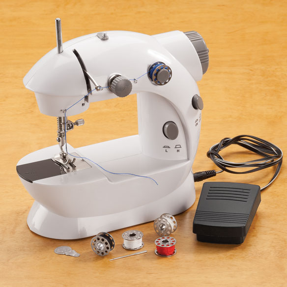 Compact Sewing Machine