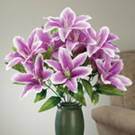 Home - Scented Lily Bouquet