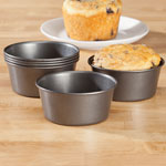 Bakeware & Cookware - Muffin Tins, Set of 6