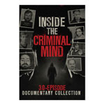 Books & Videos - Inside the Criminal Mind: 30-Episode Documentary DVD set