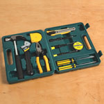 Gifts for All - 12 Piece Hand Tool Set