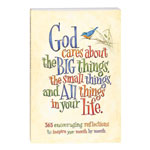 Books & Videos - God Cares About All Things