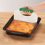 "Bakeware & Cookware - BergHOFF® PerfectSlice 9"" x 11 1/2"" Pan & Slicer"