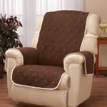 New - Deluxe Reversible Waterproof Recliner Chair Cover