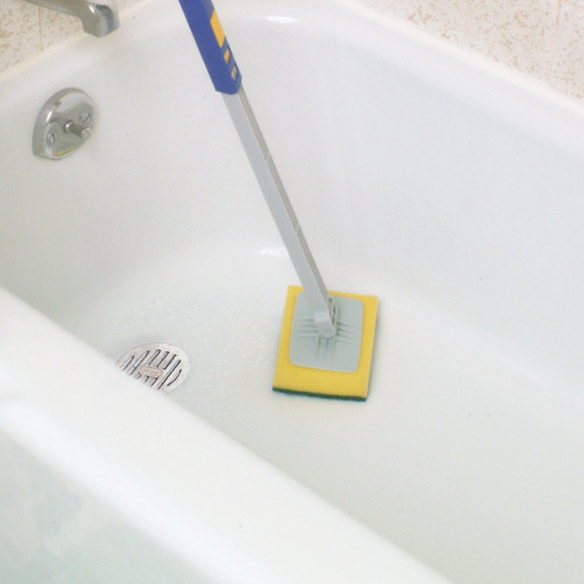 Bathtub Scrubber - View 3