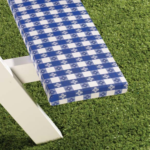 Elastic Picnic Table Cover - View 2