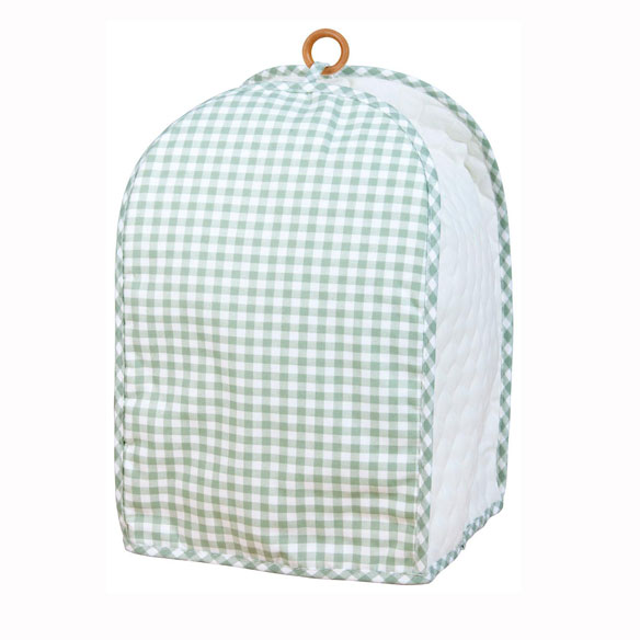 Gingham Mixer/Coffee Maker Cover - View 3