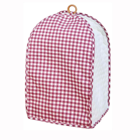Gingham Mixer/Coffee Maker Cover - View 4