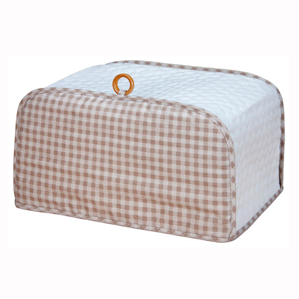 Gingham Toaster Oven Cover - View 4