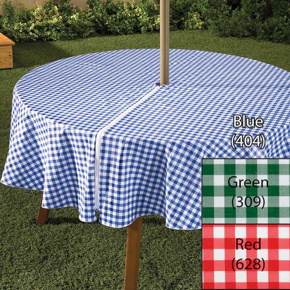 Zippered Table Cloth - View 2