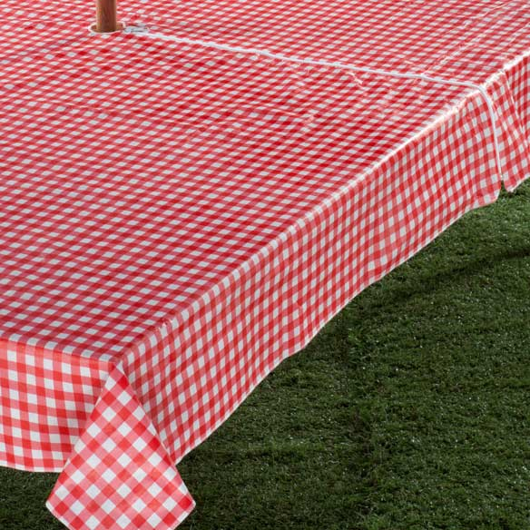 Zippered Table Cloth - View 3