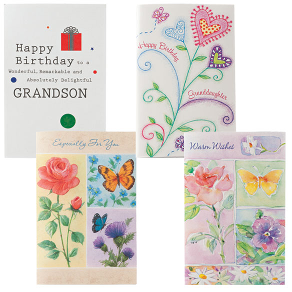 Happy Birthday Cards For Kids - Pack Of 24 - View 3