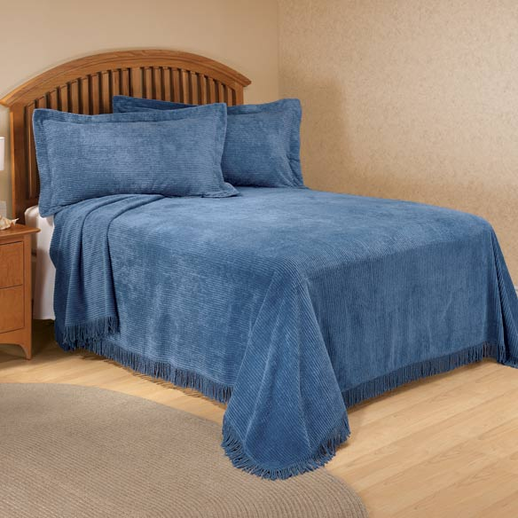 The Jane Chenille Bedding by East Wing Comforts™ - View 3