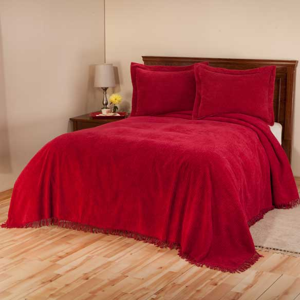 The Jane Chenille Bedding by East Wing Comforts™ - View 5