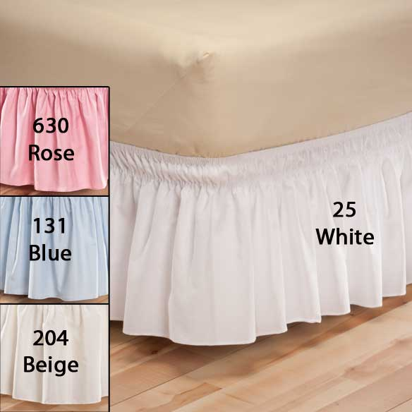 Wrap Around Bed Skirt - View 2